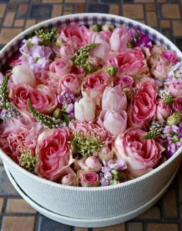 Pink Heaven | Delivery and order flowers in Aktau