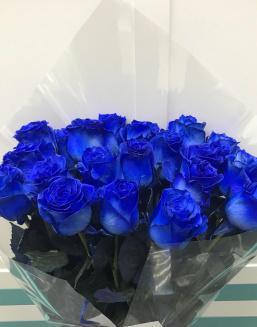 blue roses | Delivery and order flowers in Aktau