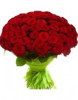 77 high elite red roses | Flowers for Wedding flowers
