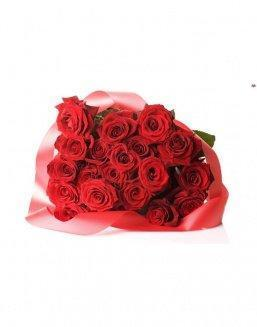 Bouquet of 21 red roses | Delivery and order flowers in Aktau