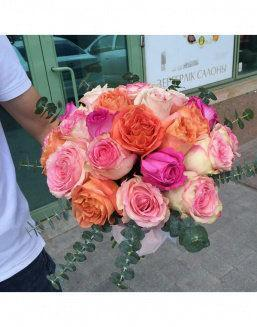 Joy of color | Delivery and order flowers in Aktau
