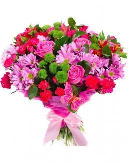 Emotion of summer | Delivery and order flowers in Aktau